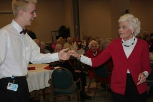 Music and good moods at Grace Ridge Retirement Community