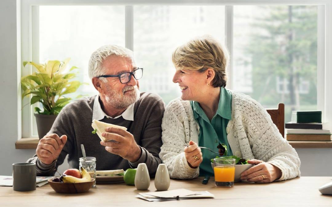 Importance of Healthy Eating for Seniors