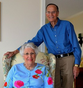 George & Ruth Smith, Grace Ridge Retirement Community, A Love Story