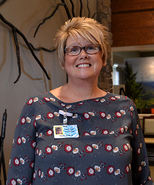 Trudi Nowlin: Grace Ridge's Director of Dining Services